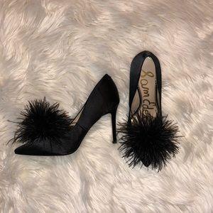 Sam Edelman feather heels